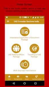 UAE Consular Sections India 2