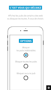 Adblock Browser pour Android Capture d'écran