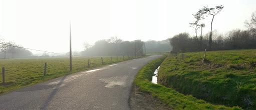Photo: Route vers Briec de l'Odet