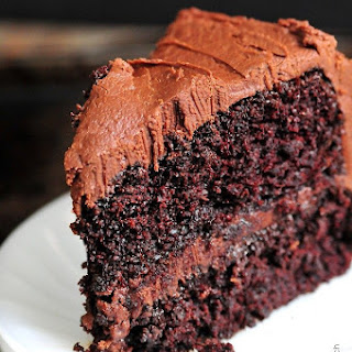 The Best Chocolate Cake Recipe {Ever}.