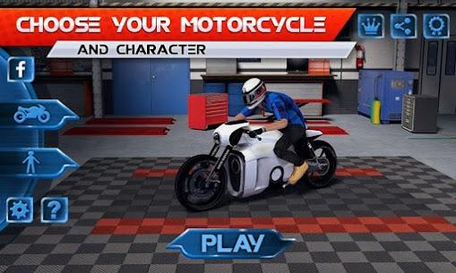 Moto Traffic Race MOD Apk 1.22 (Unlimited Coins) 3