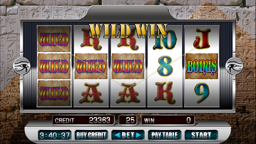 Slot The Pharaoh 4 1