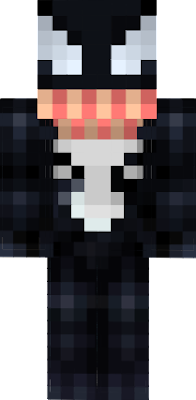This is gonna be my final attempt at making Spider-Man 3's Venom into Minecraft Skin Reality but I think I did a great job at Remastering this again but if you don't like it That's Alright with me cause you can use my Tom Hardy Venom skins! I hope you all make your own skins in your Future, Bye -Skin Maker