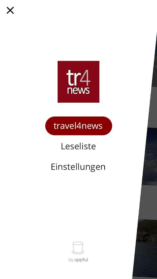 travel4news- screenshot