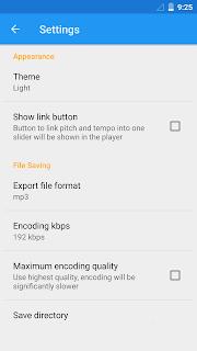 Music Speed Changer screenshot 06