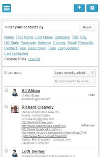 Clevertim CRM- screenshot thumbnail