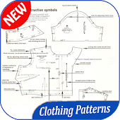 300++ Clothing Patterns Ideas
