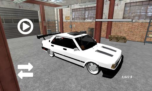 E30-沙辛漂移3D