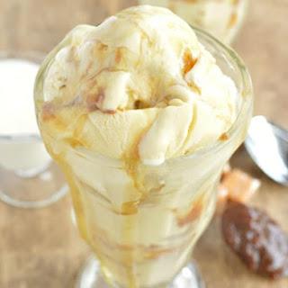Sweet Cream Apple Butter Ice Cream Recipe