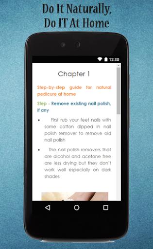 玩免費生活APP|下載Natural Pedicure Tips app不用錢|硬是要APP