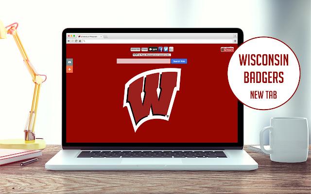 University of Wisconsin New Tab