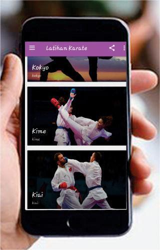 Latihan Karate 1.0 screenshots 1