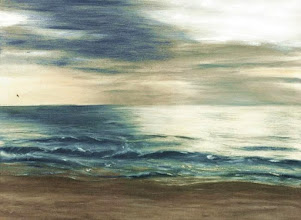 Photo: OCEAN LIGHT - original oil - $750 ... Emerald Isle, North Carolina.
