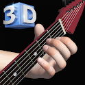 Guitar 3D - Basic Chords icon