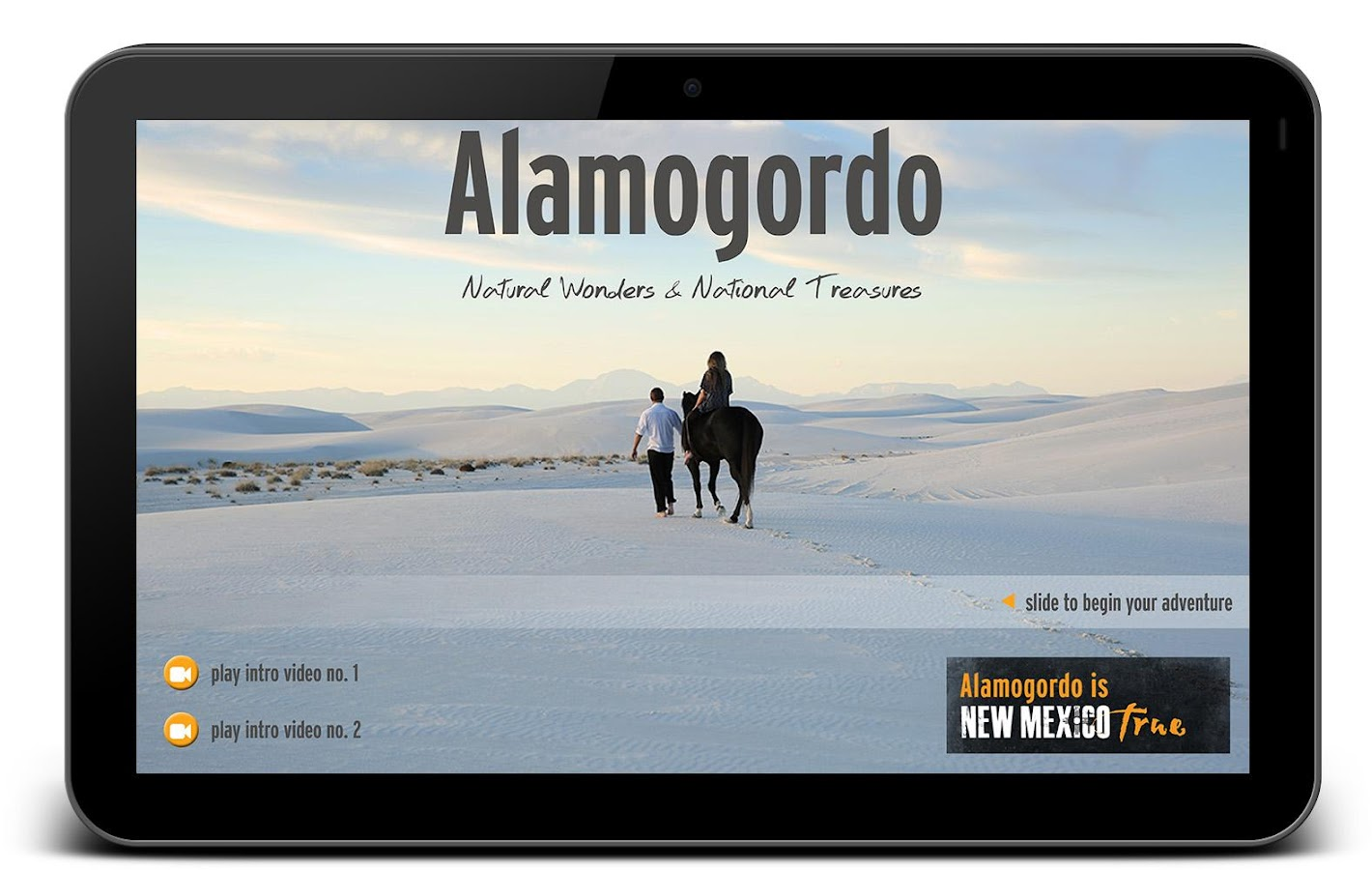 Alamogordo, NM- screenshot