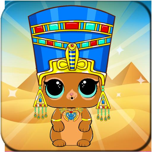 Lol Pets Surprise Eggs Pharaoh Dolls (game)