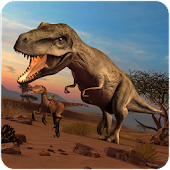 T-Rex Survival Simulator