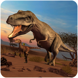 T-Rex Survival Simulator for PC and MAC