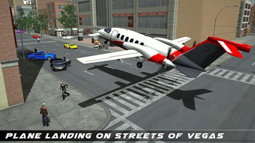 Vegas Crime City Airplane Transporter 2.0 screenshots 4