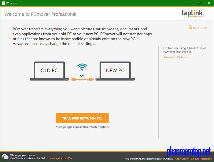 Laplink Pcmover Free Download