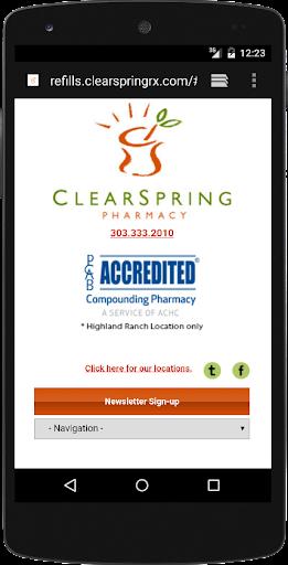 ClearSpring Pharmacy