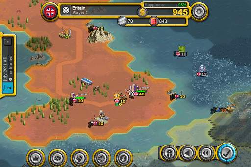 Demise of Nations 1.22.149 screenshots 6