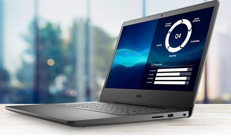 Laptop Dell Vostro 5402 (70231338)/ Gray/ Intel Core i7-1165G7 (4.70 Ghz,  12Mb)/ RAM 16GB/ 512GB SSD/... chính hãng tại Ben Computer!