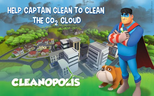 Cleanopolis VR Screenshot