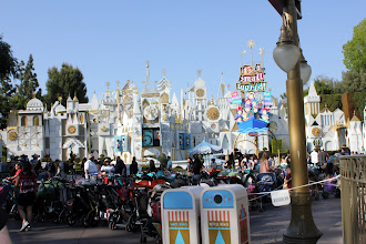 Photo: Why we didn't want to need a stroller at Disney