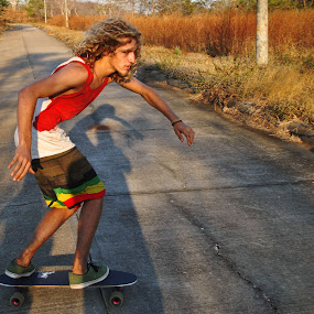 by Bryce Anderson - Sports & Fitness Skateboarding