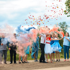 Wedding photographer Kirill Belyy (tiger1010). Photo of 30.08.2017