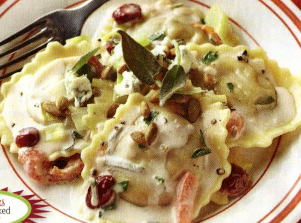 Walnut Room Butternut Squash Ravioli Recipe