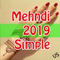 Simple Mehndi Designs 2019 icon
