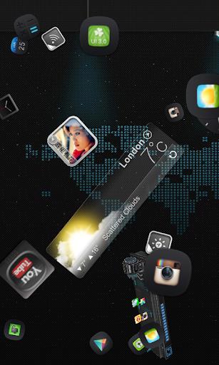 Next Music Widget screenshot 7