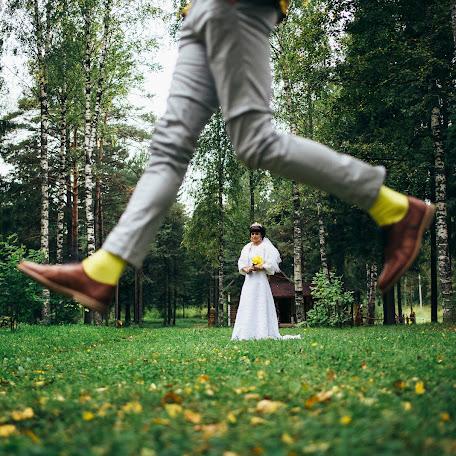 Wedding photographer Dmitriy Leshukov (DeMgA). Photo of 12.09.2017