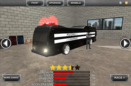 Police Bus Driver: Prison Duty 1.0 screenshot 15703