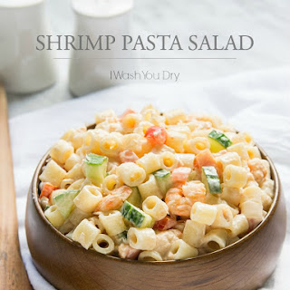 Shrimp Pasta Salad Mayonnaise Dressing Recipes.