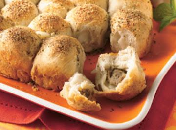 Italian Meatball Biscuits Recipe