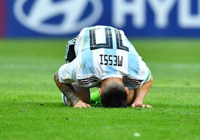 Lionel Messi a mis en doute sa participation au Mondial 2022