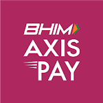 BHIM Axis Pay:UPI App, Online Recharges & Payments Icon