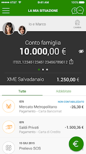 Intesa Sanpaolo Mobile- screenshot thumbnail