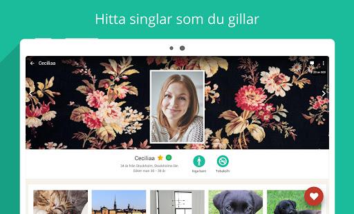 dejting app mötesplatsen mobil