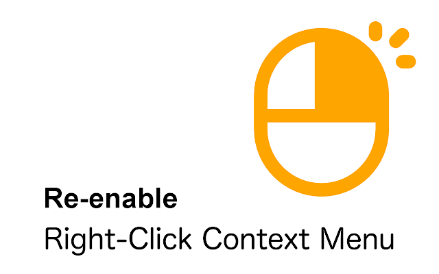 Allow Right-Click