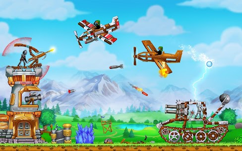 The Catapult 2 Mod Apk 4.0.0 (Unlimited Money + Unlocked) 9