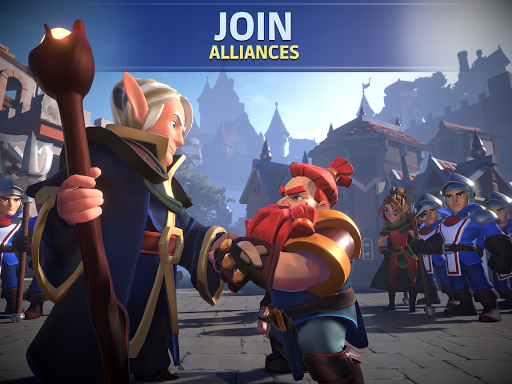 Empire: Age of Knights - Fantasy MMO Strategy Game 2.5.8566 screenshots 14