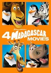 Madagascar 4-Movie Collection