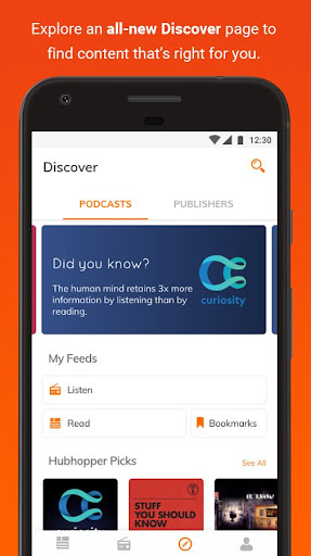 Hubhopper: Latest News and Free Podcast App 3.2 screenshots 3