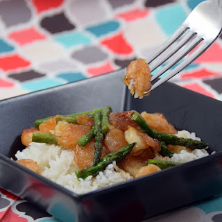 P.F. Chang's Mongolian Shrimp