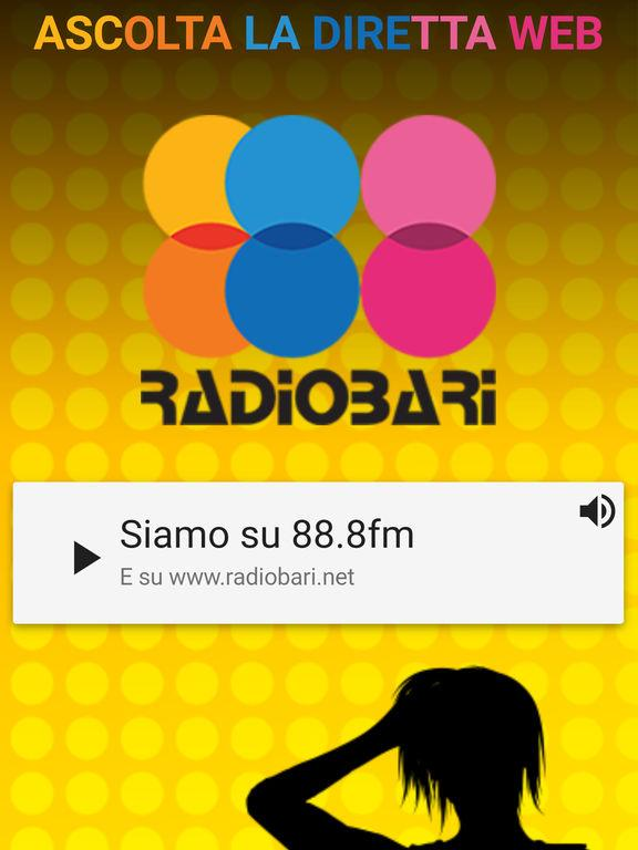 Radiobari - e tu, te la senti?- screenshot