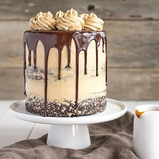 Chocolate Dulce De Leche Cake Recipe